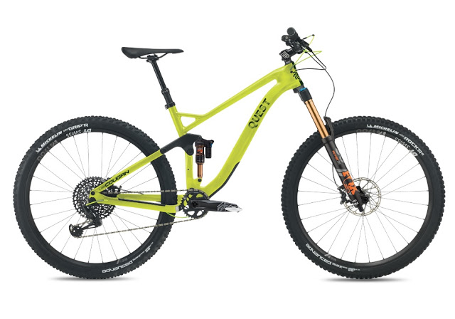The New Quest 29 MTB Bike from Lee Cougan
