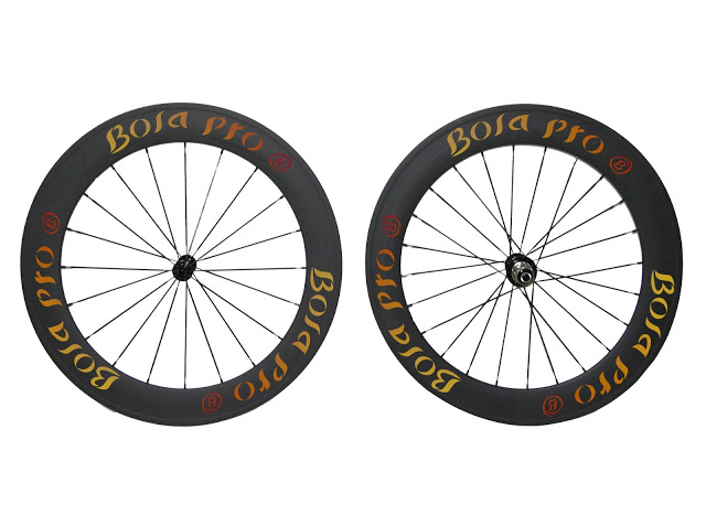 Spotlight Product: Bola Pro Carbon Road Bike Wheels