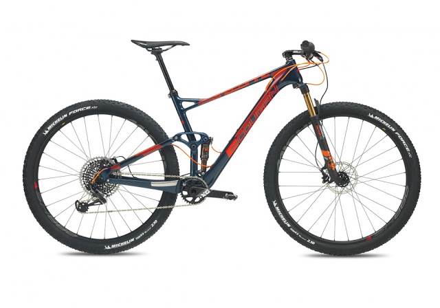 Lee Cougan's New Crossfire Air 29er MTB Bike Range