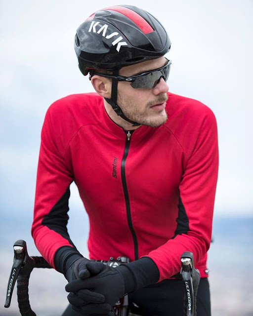 Introducing the New Beta Winter Cold Weather Jacket from Santini