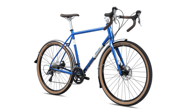 New Breezer Doppler Pro Adventure Bike