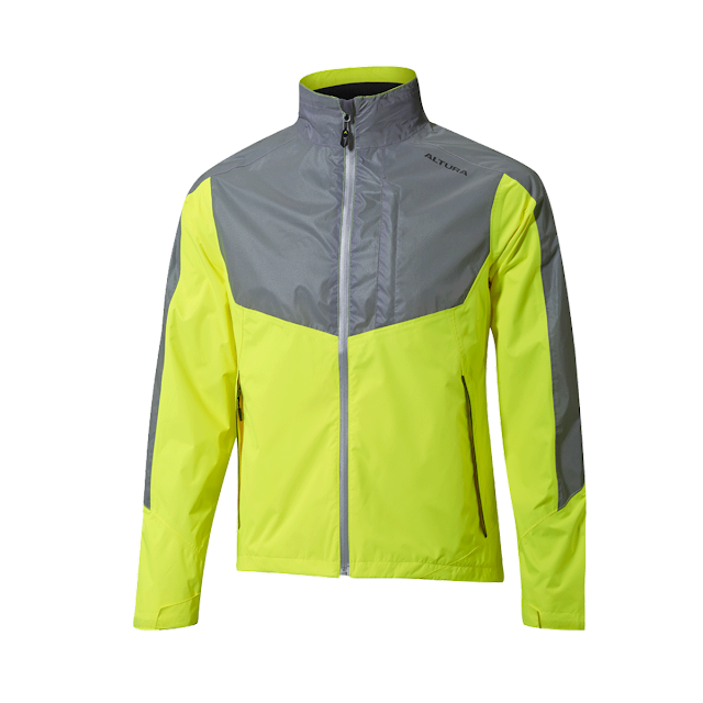 New Nightvision Evo 3 Waterproof Jacket from Altura