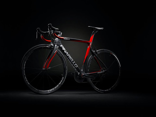 Pinarello revealed their New 2018 Gan Bike Series