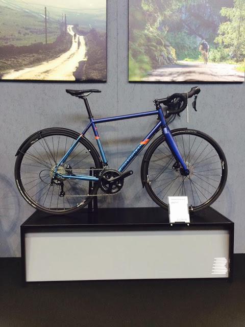 Boardman Bikes presented their New ASR Road Bike Range