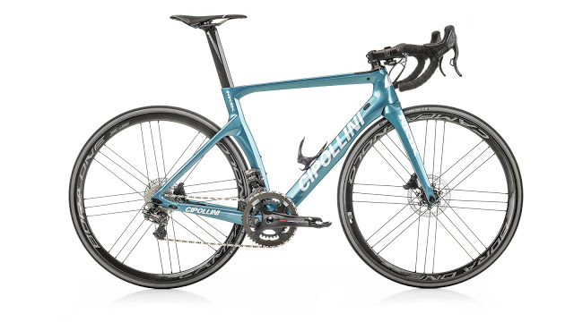 Cipollini launched the New NK1K Road Bike