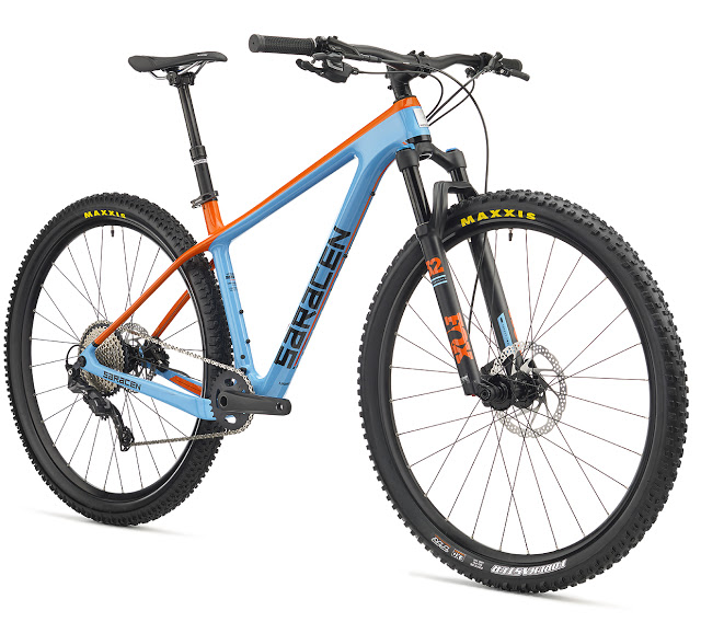 New Saracen Zenith XC Bike