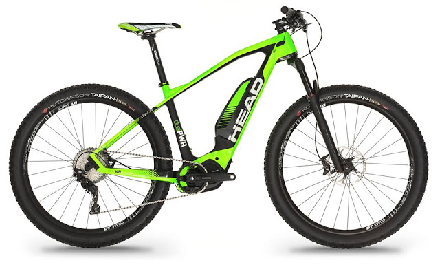 Head Bikes introduced the New Volta eMTB Bike