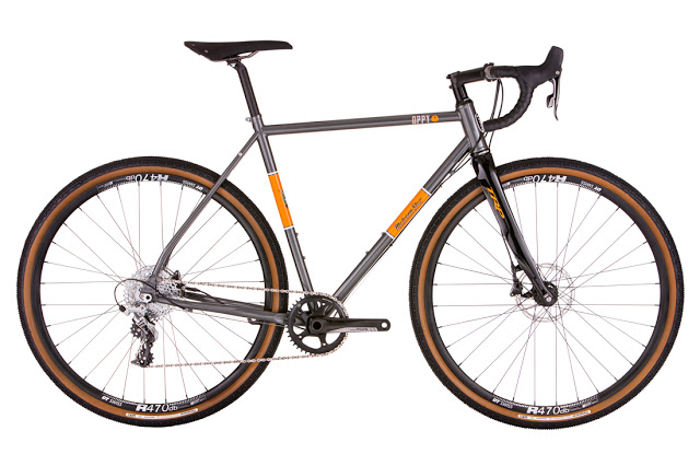 Malvern Star launched the New Oppy S3 Heritage Gravel Bike
