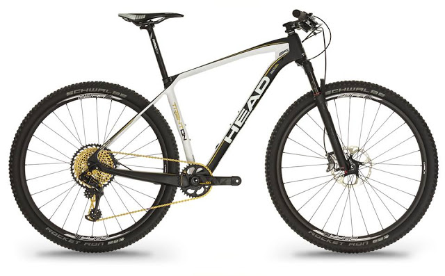 New Trenton V MTB Bike from Head Bikes