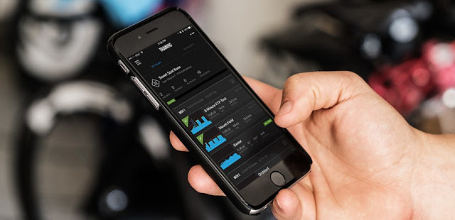TrainerRoad for iOS and Android was Redesigned