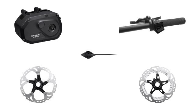 New Shimano Steps component upgrades for eBikes