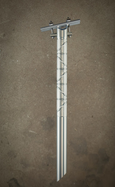 tune's New Aluminium Seatpost