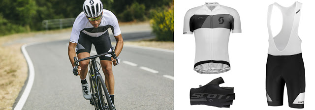 Scott introduced a New RC Premium Cycling Kit for Road
