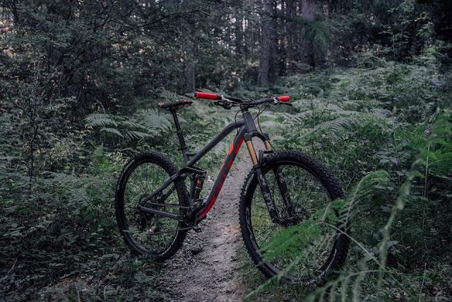6cbfd31b3 BH revealed the New Lynx 5 Trail Bike